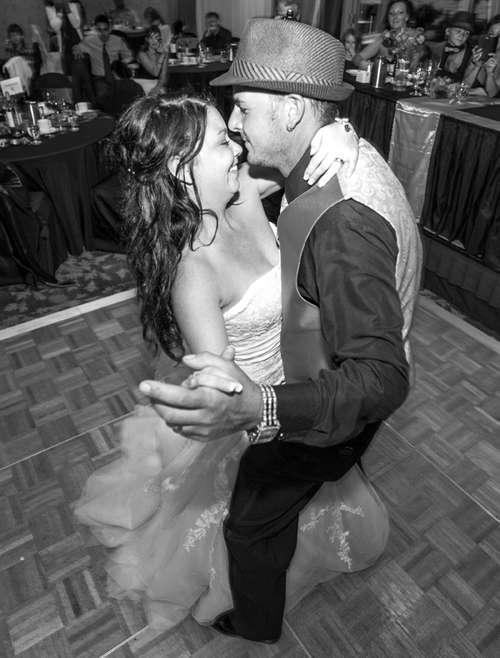 Mitch & Janelle Haider @ Eldorado Hotel – Kelowna, BC